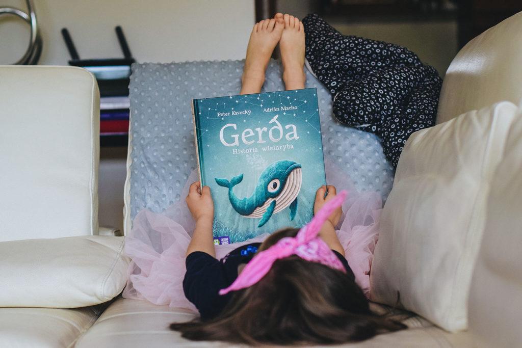Gerda. Historia wieloryba.