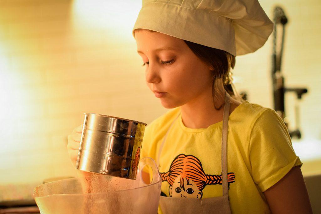 gotuj z dziećmi