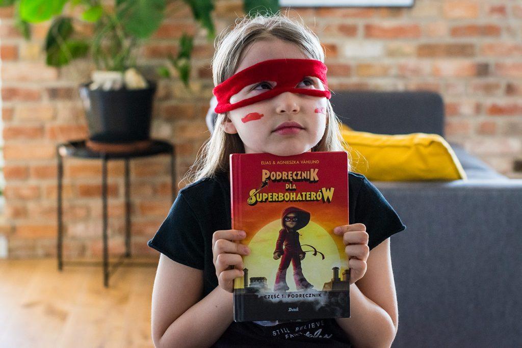 podręcznik dla superbohaterów